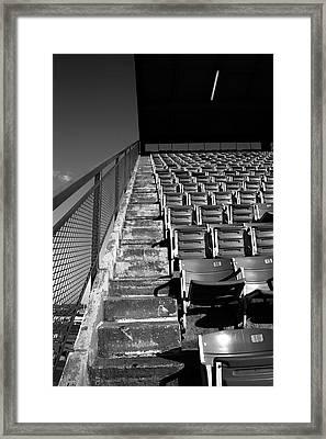 Nosebleeds Framed Print by Frank Romeo