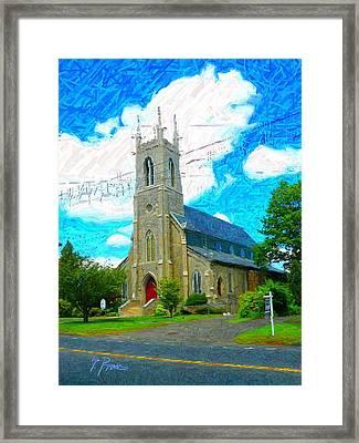 Nt - 142 Framed Print by Glen River