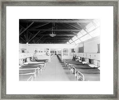 Occoquan Workhouse Framed Print by Granger