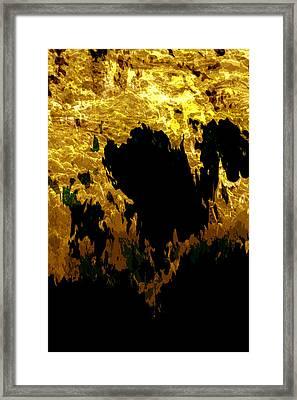 Ocean Series 20 Framed Print by Franco Timitilli