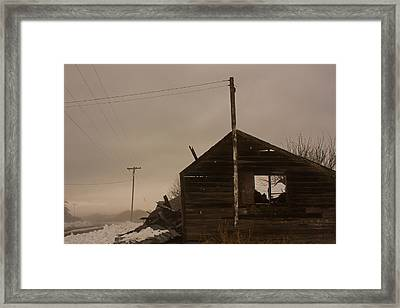 Of Times Gone By Framed Print by Kunal Mehra