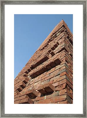 Old Brickyard Framed Print