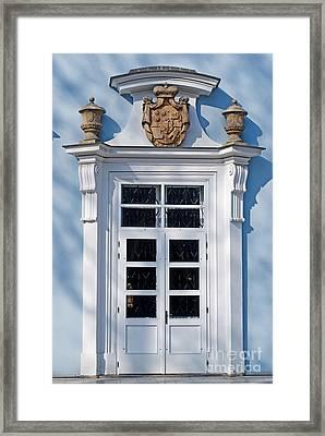 Old Door Framed Print by Sarka Olehlova