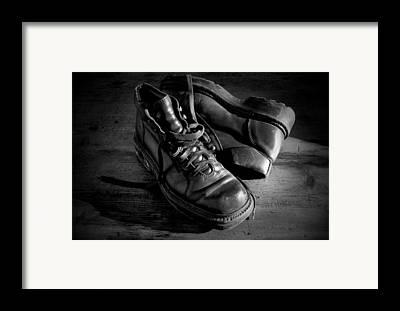 Shoe Framed Prints