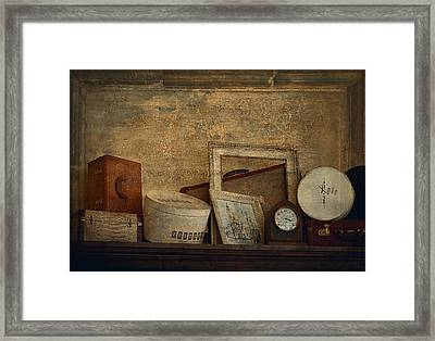 Old Things  Framed Print