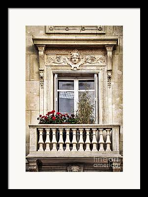 Window Box Framed Prints
