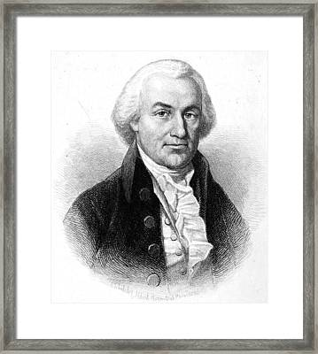 Oliver Ellsworth (1745-1807) Framed Print