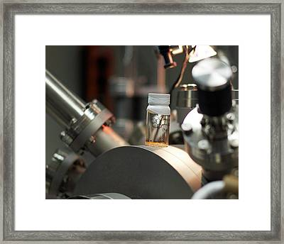 Olympicene Framed Print by Ibm Research
