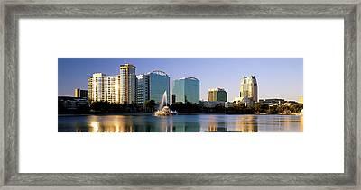 Orlando, Florida, Usa Framed Print by Panoramic Images