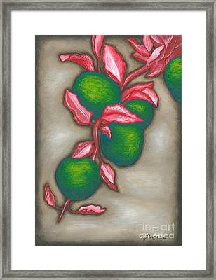 Otherwise Apples Framed Print by Gareth Andrew