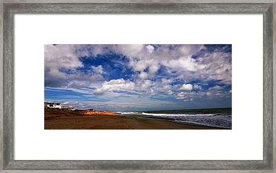 Outer Banks Framed Print