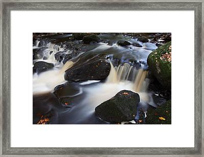 Padley Gorge Framed Print