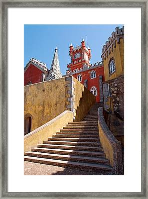Palacio Nacional Da Pena, Sintra Framed Print