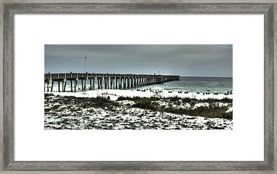 Panama City Beach Framed Print