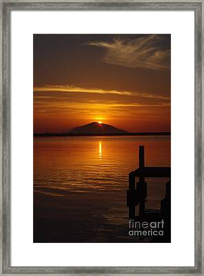 Paradise Framed Print by Blair Stuart