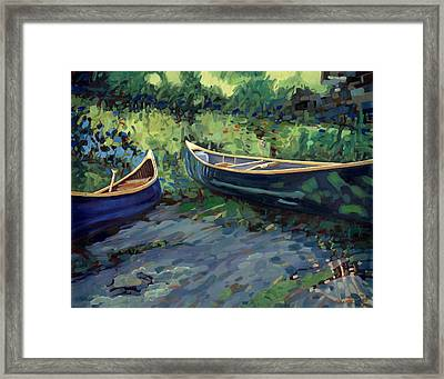 Paradise Framed Print by Phil Chadwick