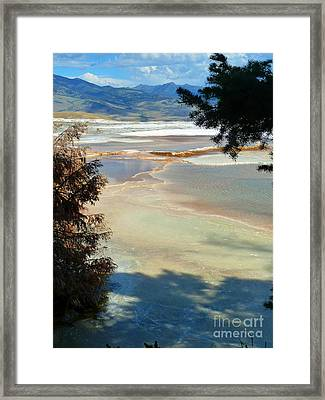 Pastel Framed Print by Lauren Leigh Hunter Fine Art Photography