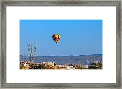 Peaceful Morning Framed Print by Robert Bales