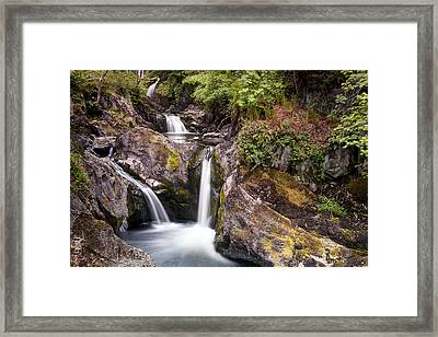 Pecca Falls Framed Print by Chris Frost