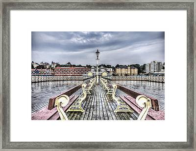 Penarth Pier 5 Framed Print