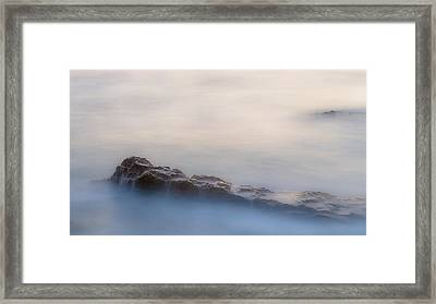 Peninsula IIi Framed Print by Joseph Smith