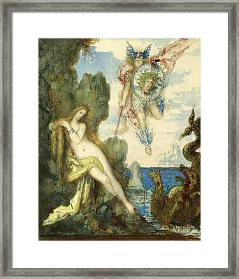 Perseus And Andromeda Framed Print