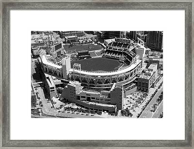 Petco Park San Diego Ca Framed Print by Bill Cobb
