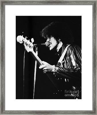 Phil Lynott Framed Print