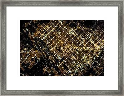 Phoenix Framed Print by Nasa