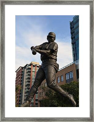 Play Ball Framed Print