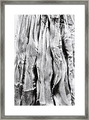Polyester Framed Print