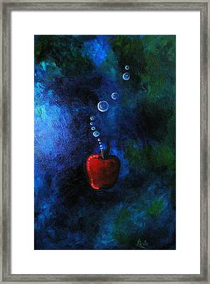 Pomum Framed Print by Alicia Hayes