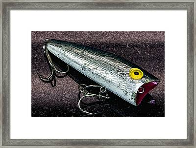 Pop-r Framed Print by John Crothers