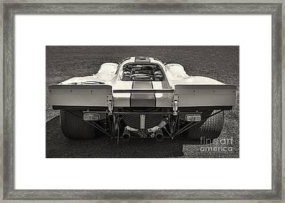 Porsche 917k Framed Print