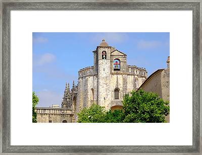 Portugal, Tomar Tomar Castle, Knights Framed Print by Emily Wilson