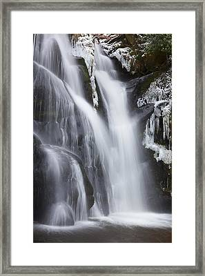 Posforth Gill Valley Of Desolation Framed Print