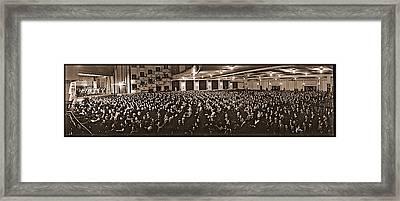 Post Opera - December 1927, The Newly Framed Print