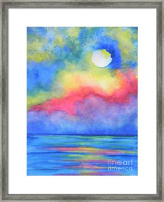 Power Of Nature  Framed Print by Chrisann Ellis