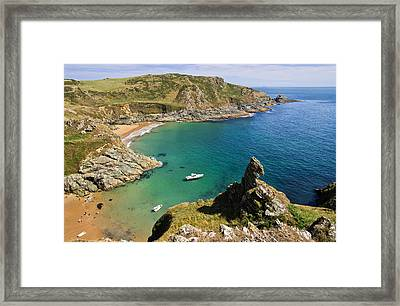 Prawle Point Framed Print