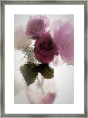 Precious Day Framed Print by The Art Of Marilyn Ridoutt-Greene