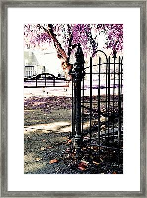 Presidential Mansion Framed Print by JAMART Photography