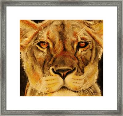 Pride Framed Print by Sheena Pike