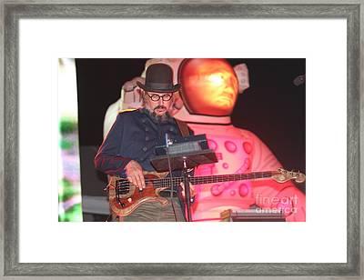 Primus - Les Claypool Framed Print