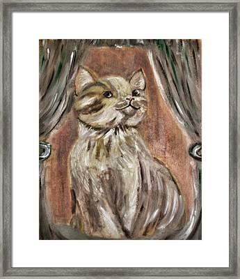 Prince Charming Framed Print by Teresa White
