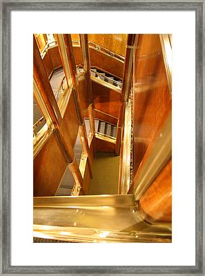 Queen Mary - 12123 Framed Print