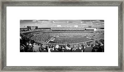 Ralph Wilson Stadium - Home Of The Buffalo Bills Framed Print by Pixabay