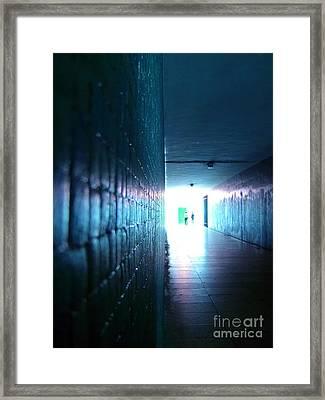 Rebirth Framed Print