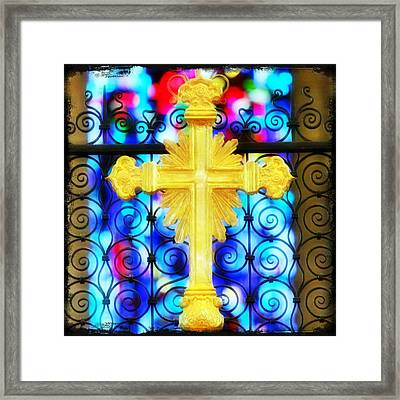 Redeemed Framed Print by Stephen Stookey