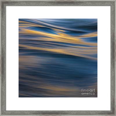 Reflection 3 Framed Print by Iksung N