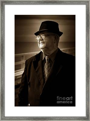Reflection On Years Bygone Framed Print by Jorgo Photography - Wall Art Gallery